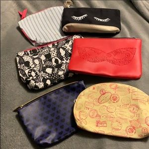 Set of 6 brand new post bags